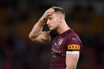 Queensland could ban Jai Arrow from next year's Origin series.