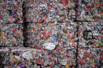 Suez has been accused of selling its Australian waste recycling business to Cleanaway on the cheap.