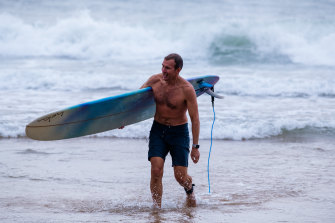 Rob Stokes lives on Sydney's northern beaches.