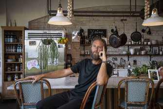 Merivale owner Justin Hemmes warns the restaurant sector is at risk without access to a skilled foreign workforce.