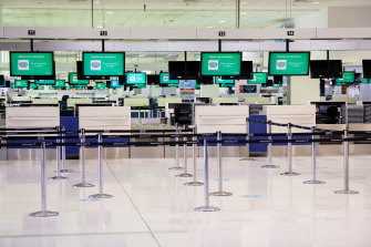$23.6 billion riding on the return of airport crowds.