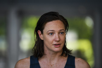 Cate Campbell has hailed her compatriot Mack Horton as 'a clear supporter of clean sport'.