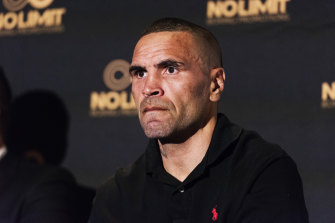 Mundine has lost four of his last five fights.