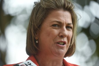 Water Minister Melinda Pavey said Sydneysiders had learned to save water since restrictions had been brought in.