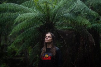 Wurundjeri woman Mandy Nicholson is an expert in Woiwurrung, the language of the traditional owners of Melbourne and its surrounds.