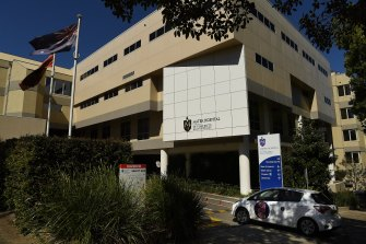 There has been a COVID-29 outbreak at the Mater Hospital in Crows Nest.