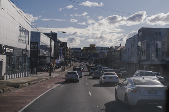 Development applications will be accelerated as part of the Parramatta Road Corridor Strategy, one of four key projects the govenment wants to accelerate approval for.