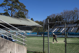"""A Hakoah Club spokesman said the White City redevelopment """"delivers desperately needed sports facilities which are in short supply in the area""""."""