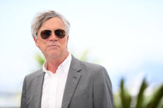 Director Todd Haynes in Cannes for his documentary <i>The Velvet Underground</i>.