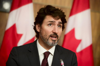 """Canadian Prime Minister Justin Trudeau said he was """"terribly saddened"""" by the new discovery."""