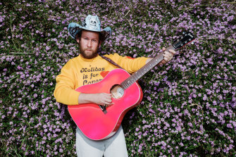 After 20-odd years in the US, Ben Lee is back in Sydney with new single Born for this Bullshit.