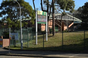 Amid Sydney's current lockdown, schools have closed completely for cleaning after detection of a single COVID case.