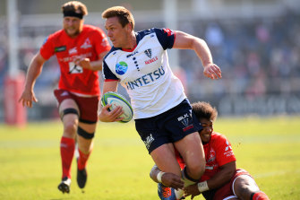 Rebels captain Dane Haylett-Petty labelled the game disappointing and said they would work hard to lift their form.