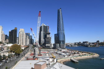 Crown has been blocked from opening the casino at its new property at Sydney's Barangaroo over probity concerns.