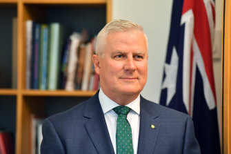 Deputy Prime Minister Michael McCormack called on state premiers including NSW Premier Gladys Berejiklian to lift borders faster.