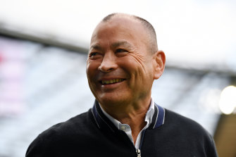 Under-pressure England coach Eddie Jones has been backed by the RFU.