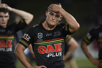 Nathan Cleary described his actions on Anzac Day as ''irresponsible, selfish and plain stupid''.