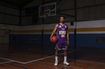 """Casper Ware has returned to the NBL to complete some """"unfinished business""""."""