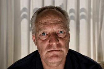 Derek Young, 55, is still feeling the effects of COVID-19 one year after he was infected with the virus.