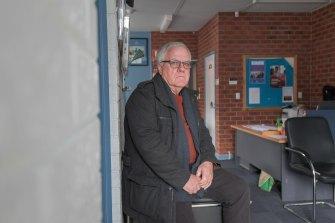 Ethnic Council of Shepparton manager Chris Hazelman.