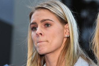 Young Australian swimmer Shayna Jack tested positive for Ligandrol.