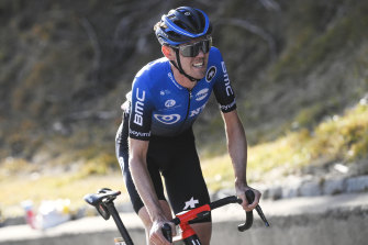 O'Connor finished second on the previous stage at the Giro.