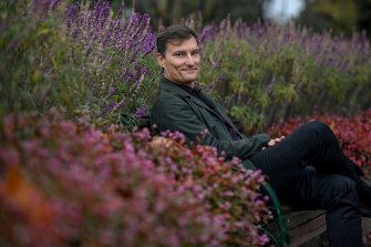 Former Australian Ballet head David McAllister, who is getting an AC in the Queen's Birthday honours