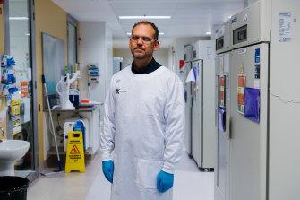 Associate Professor Stuart Turville.