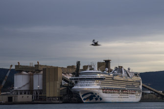 The special commission inquiry into the Ruby Princess continues.