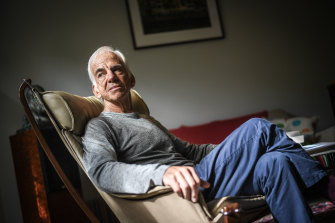 """Professor Guttmann is grateful """"to have survived largely unscathed""""."""