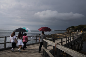 More of this on the way: Sydney and much of eastern Australia may collect their heaviest falls in months if not longer.