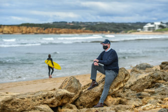 Great Ocean Road Regional Tourism chairman Wayne Kayler-Thomson says greater government support is needed to help the region emerge from the pandemic.