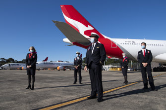 Qantas has announced it will delay plans to recommence domestic and international flights to WA until at least February and April respectively.