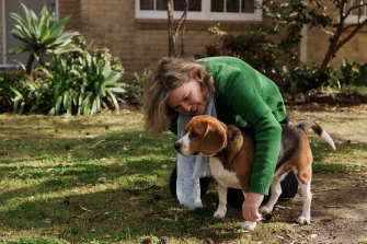 "Fiona Blackett's Charlie is ""treated like a little human""."