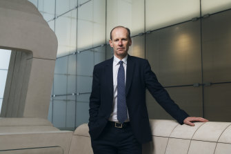 "ANZ CEO Shayne Elliott: ""A complex space""."