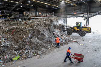Dates have been set for a series of export bans on waste, but funding sources are not yet in place.