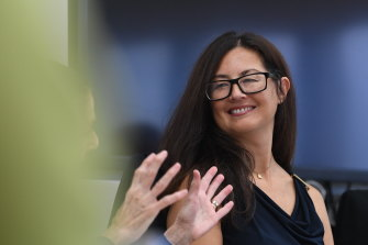 Marina Go has vowed her first point of order will be to ensure netball continues to reign as the number one sport for women after being appointed the chair of the Netball Australia board last week.