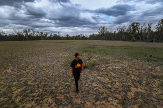 The Yorta Yorta community's largest ceremonial site is located in the Barmah National Park.