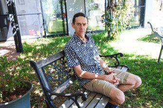 Alistair Stewart lost his job at La Trobe University.