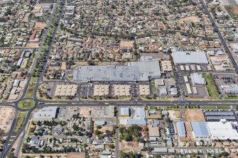 Mildura Central mall, Victoria has sold for $81.1 million