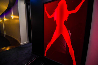 The Boardroom says it is one of the top  brothels in Melbourne.