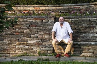 Writer William Dalrymple on his morning wander in the Botanic Gardens.