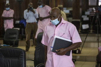 Paul Rusesabagina lashed out in court at the pastor and former friend who told him the plane was going to neighbouring Burundi.