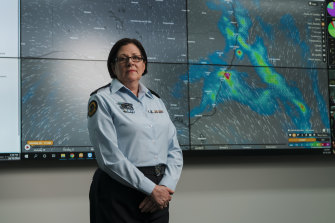 Carlene York has faced fire, floods and a pandemic in her first year as SES Commissioner.