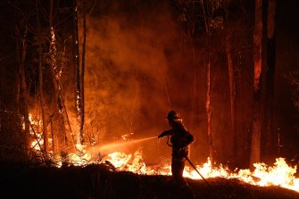 The people responsible for emergency management have changed the nuts and bolts of bushfire policy.