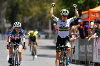 Road cyclist Amanda Spratt could be an Australian participant in the Women's Tour.