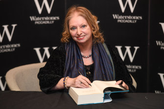 Hilary Mantel is a marvellous author, but keeps readers guessing.