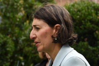 NSW Premier Gladys Berejiklian confirmed the fatality on Wednesday.