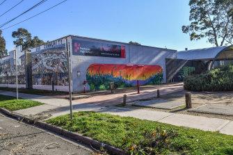 Footscray High School.