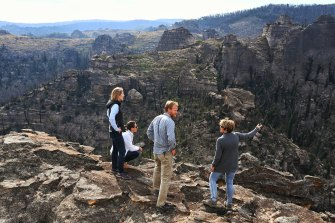 The Australian Heritage Council has been assessing parts of the greater Blue Mountains areas since 2005.
